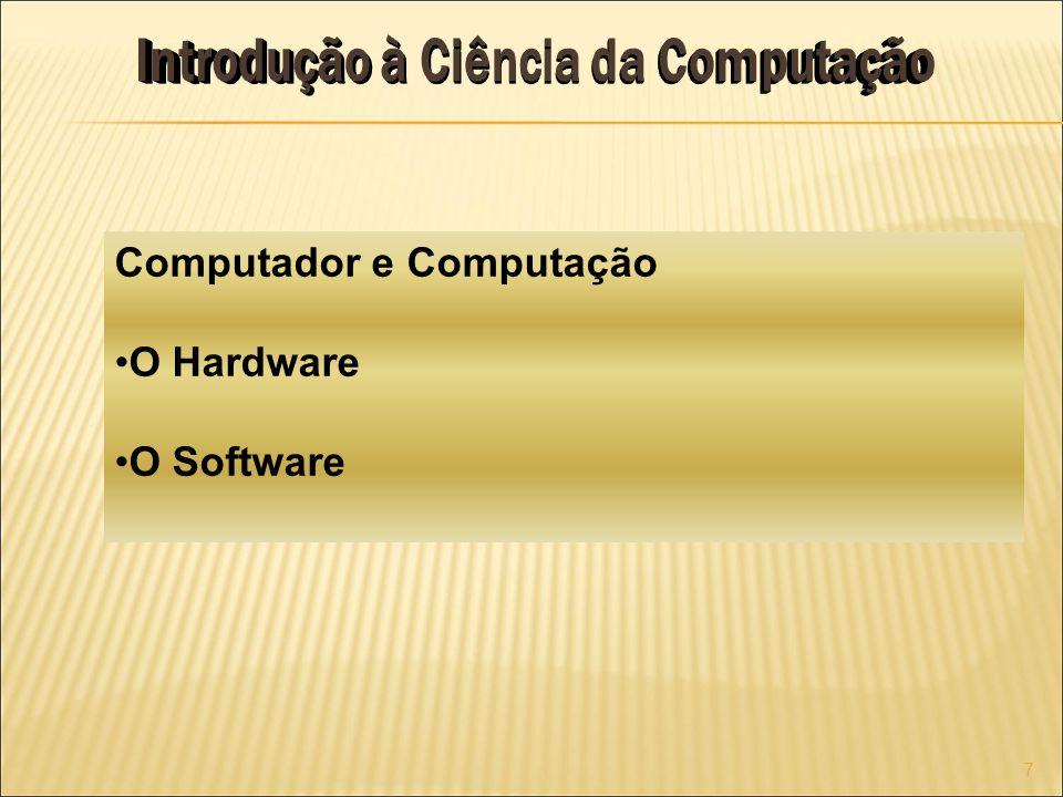 Introdução à Ciência da Computação
