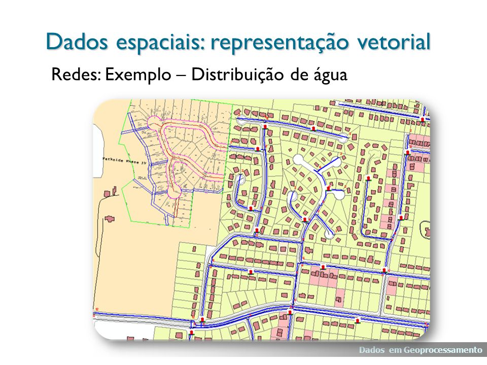 Dados espaciais: representação vetorial