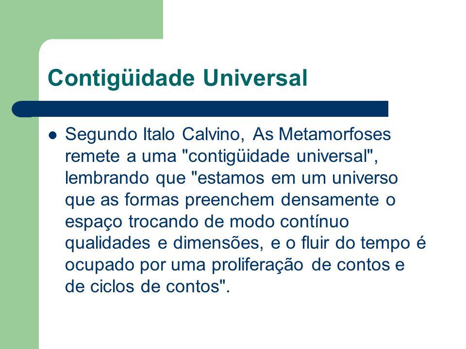 Contigüidade Universal