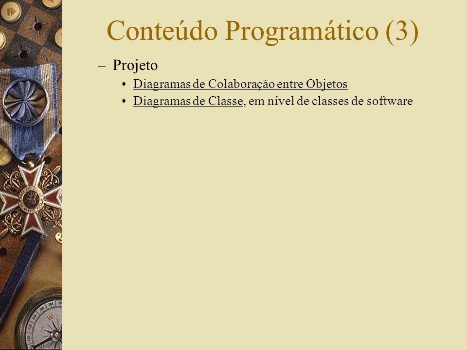 Conteúdo Programático (3)