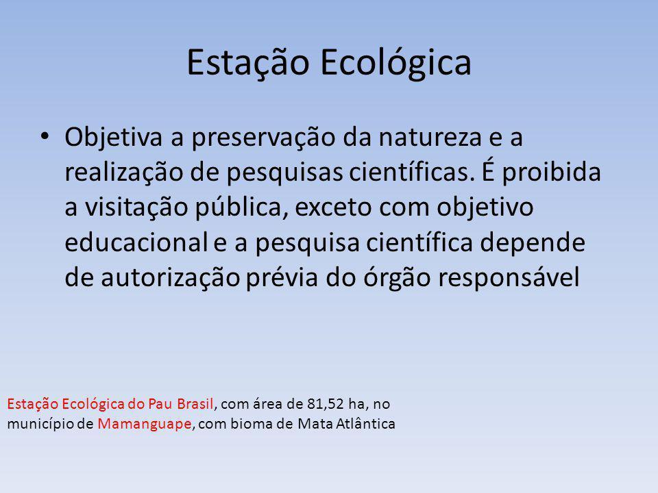 Estação Ecológica