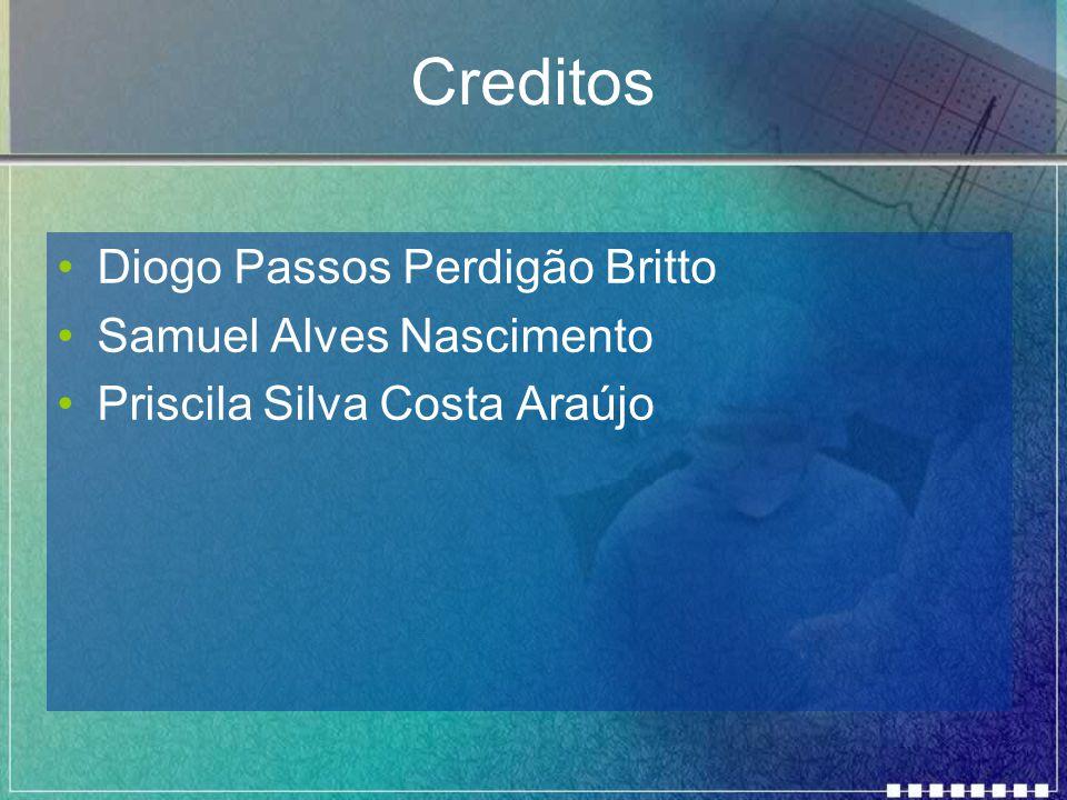 Creditos Diogo Passos Perdigão Britto Samuel Alves Nascimento