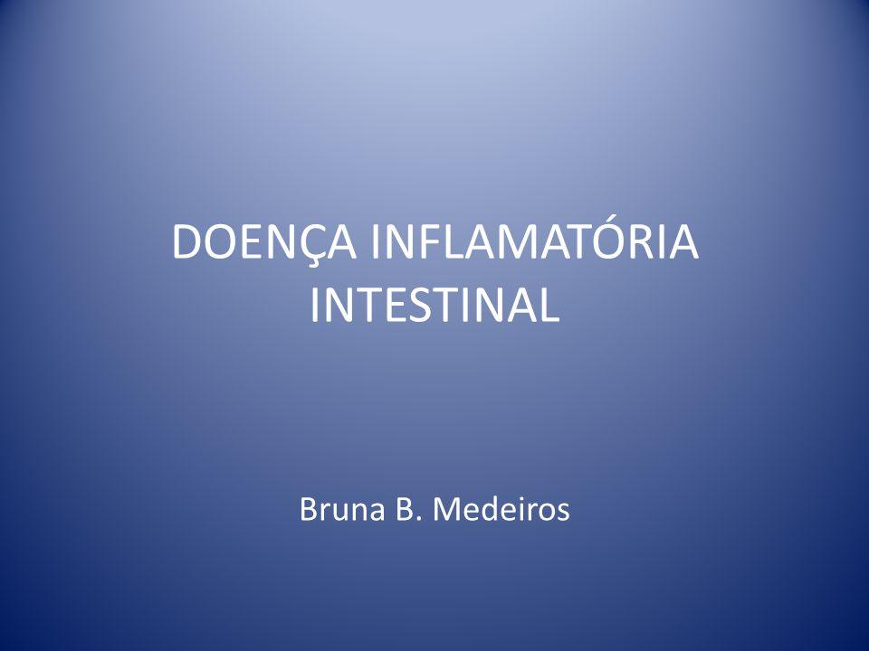 DOENÇA INFLAMATÓRIA INTESTINAL