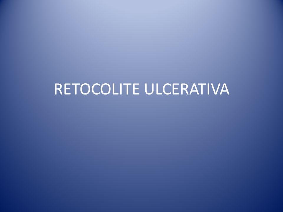 RETOCOLITE ULCERATIVA