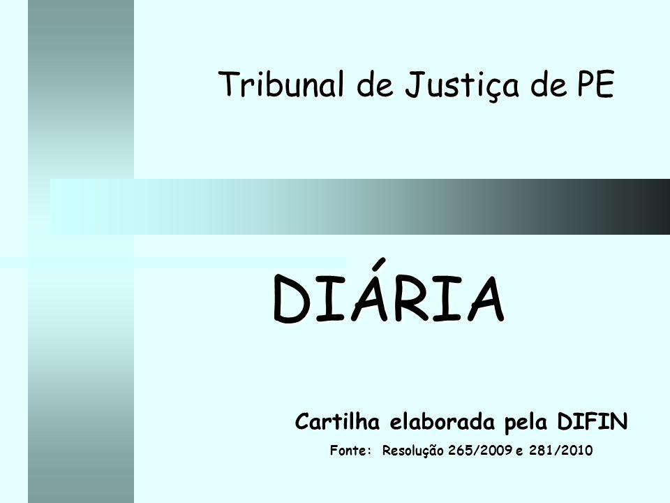 Tribunal de Justiça de PE