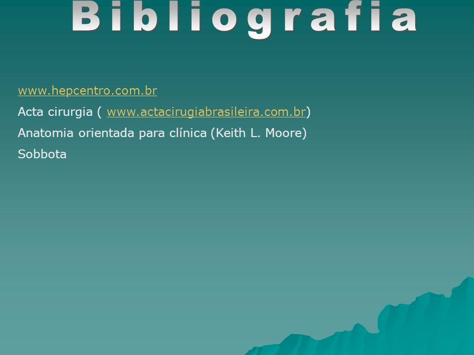 Bibliografia www.hepcentro.com.br