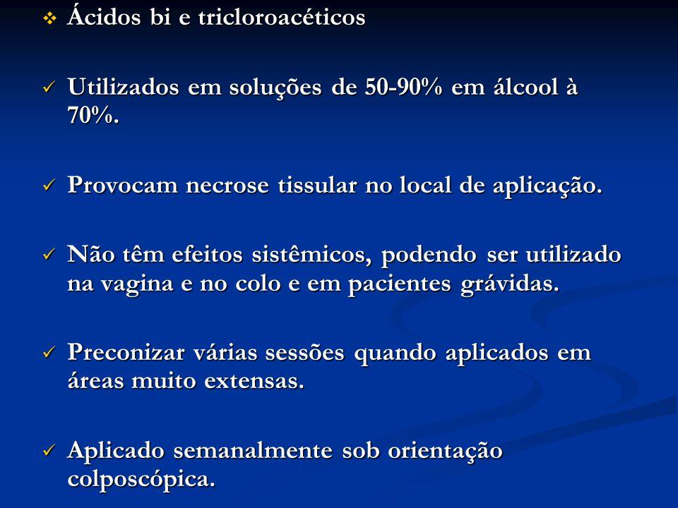 Ácidos bi e tricloroacéticos