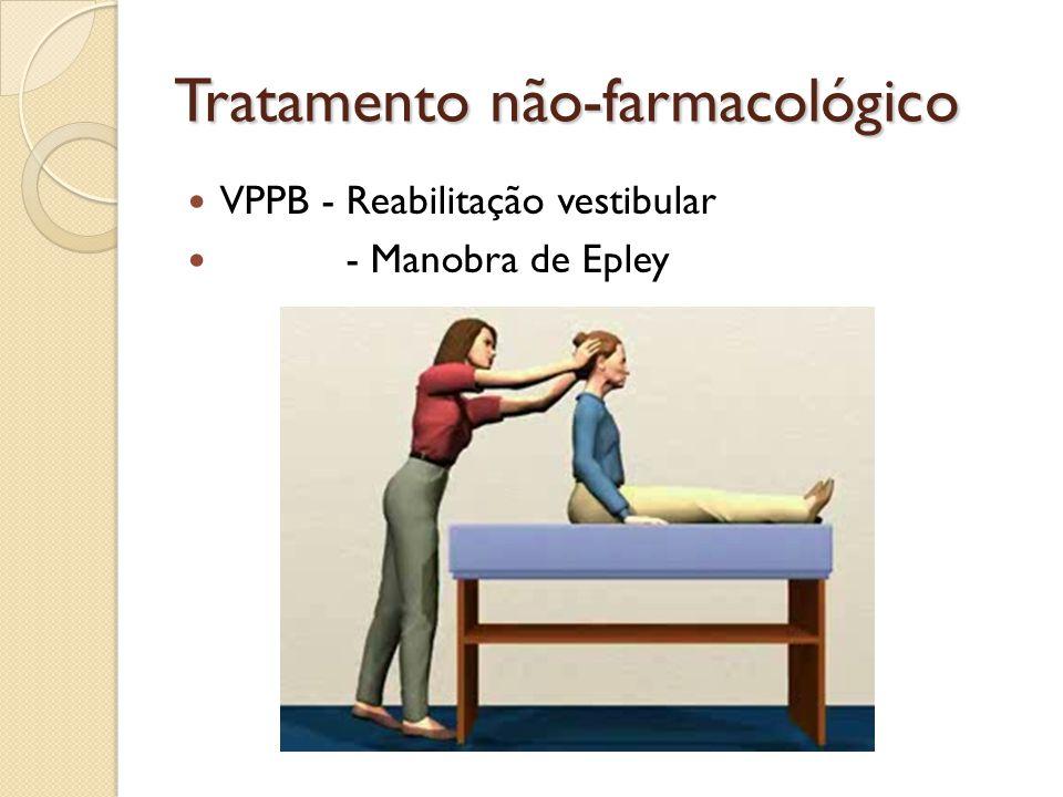Tratamento não-farmacológico