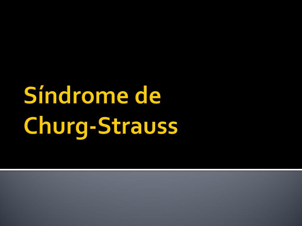 Síndrome de Churg-Strauss