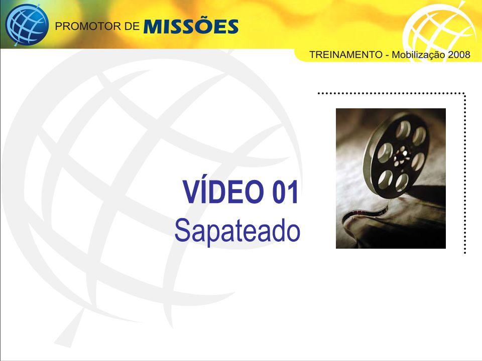 VÍDEO 01 Sapateado