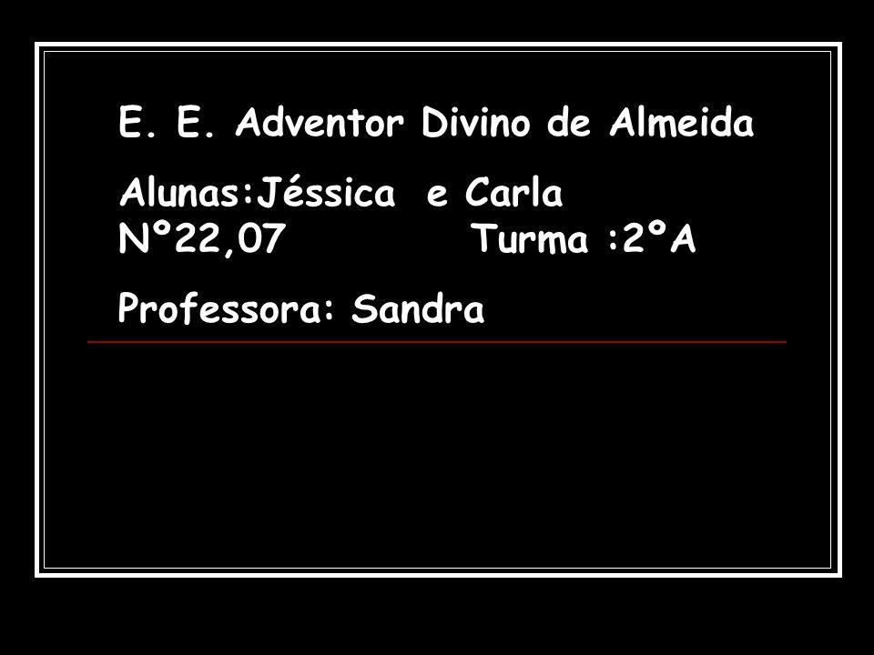 E. E. Adventor Divino de Almeida