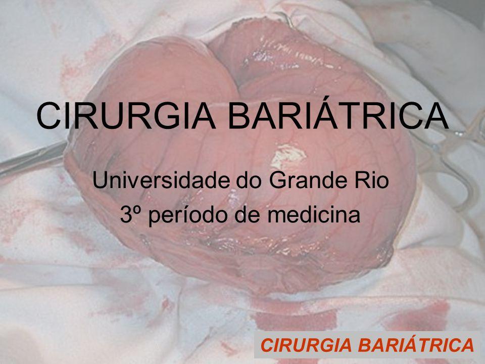 Universidade do Grande Rio 3º período de medicina