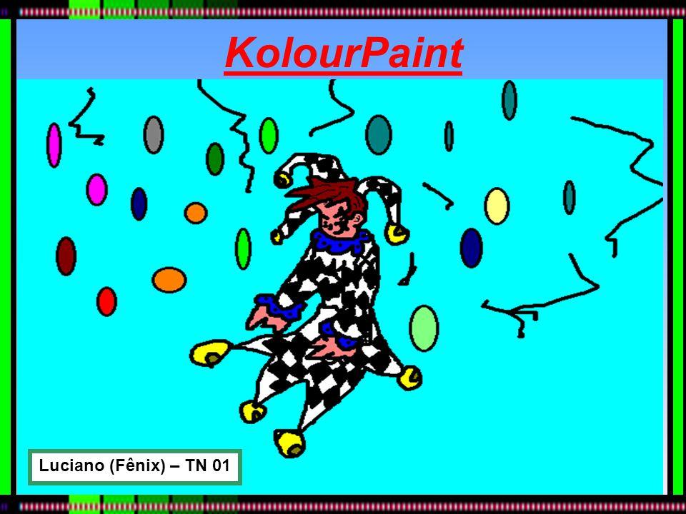KolourPaint Luciano (Fênix) – TN 01