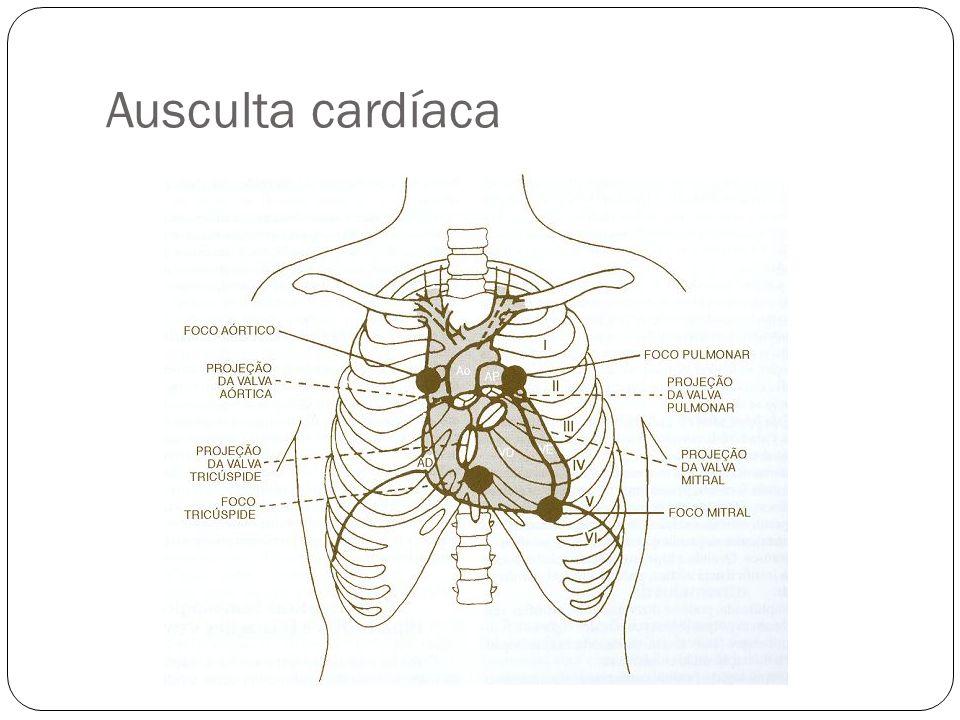 Ausculta cardíaca