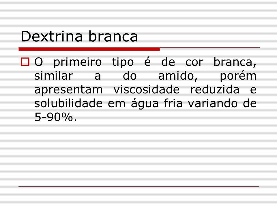 Dextrina branca