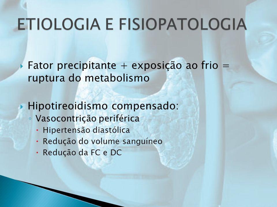 ETIOLOGIA E FISIOPATOLOGIA