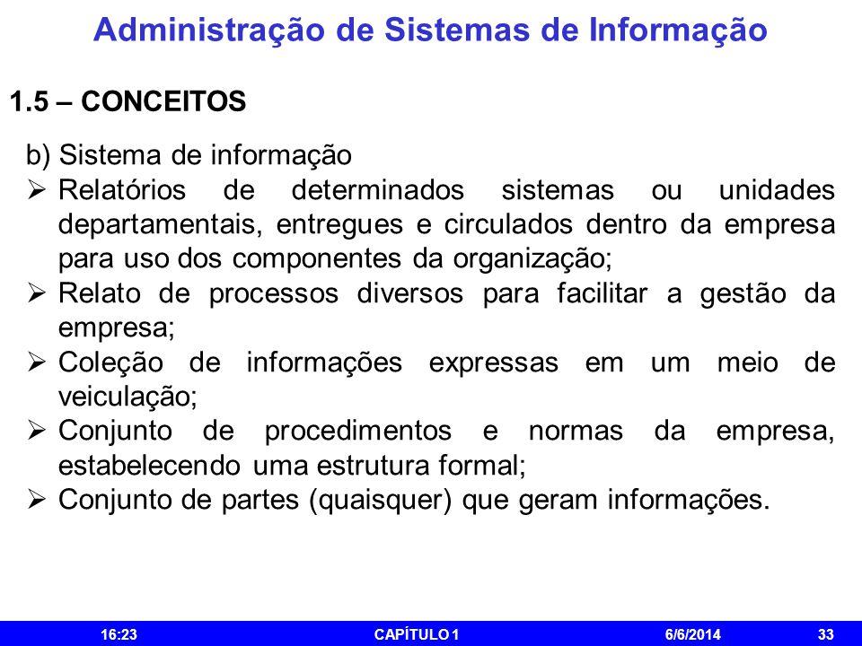 Administração de Sistemas de Informação