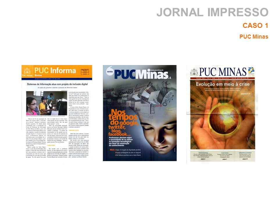JORNAL IMPRESSO CASO 1 PUC Minas