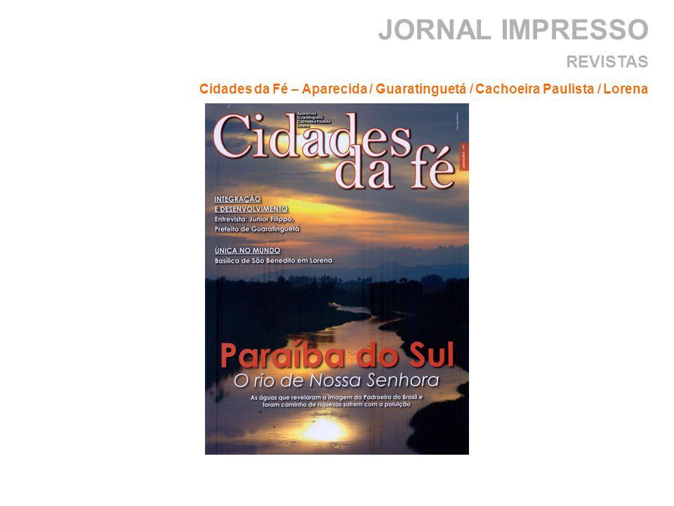 JORNAL IMPRESSO REVISTAS