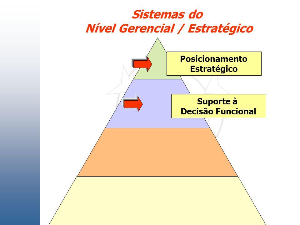 Nível Gerencial / Estratégico