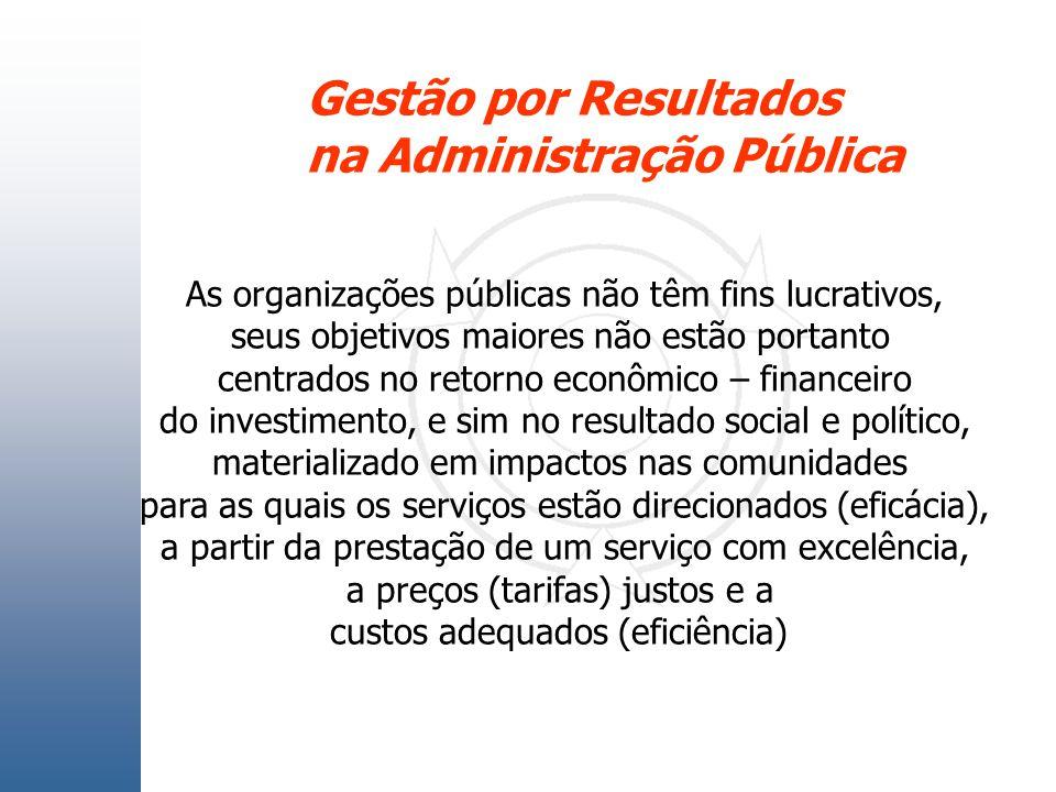 na Administração Pública