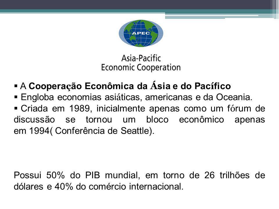 A Cooperação Econômica da Ásia e do Pacífico