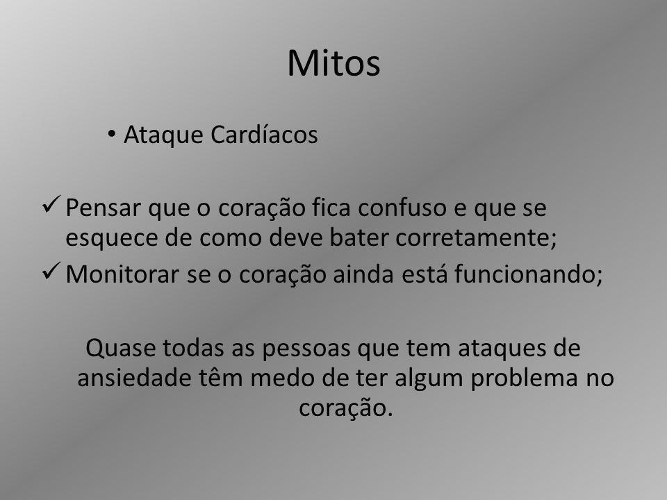 Mitos Ataque Cardíacos