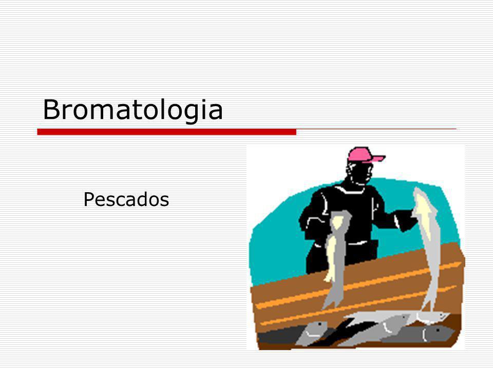 Bromatologia Pescados