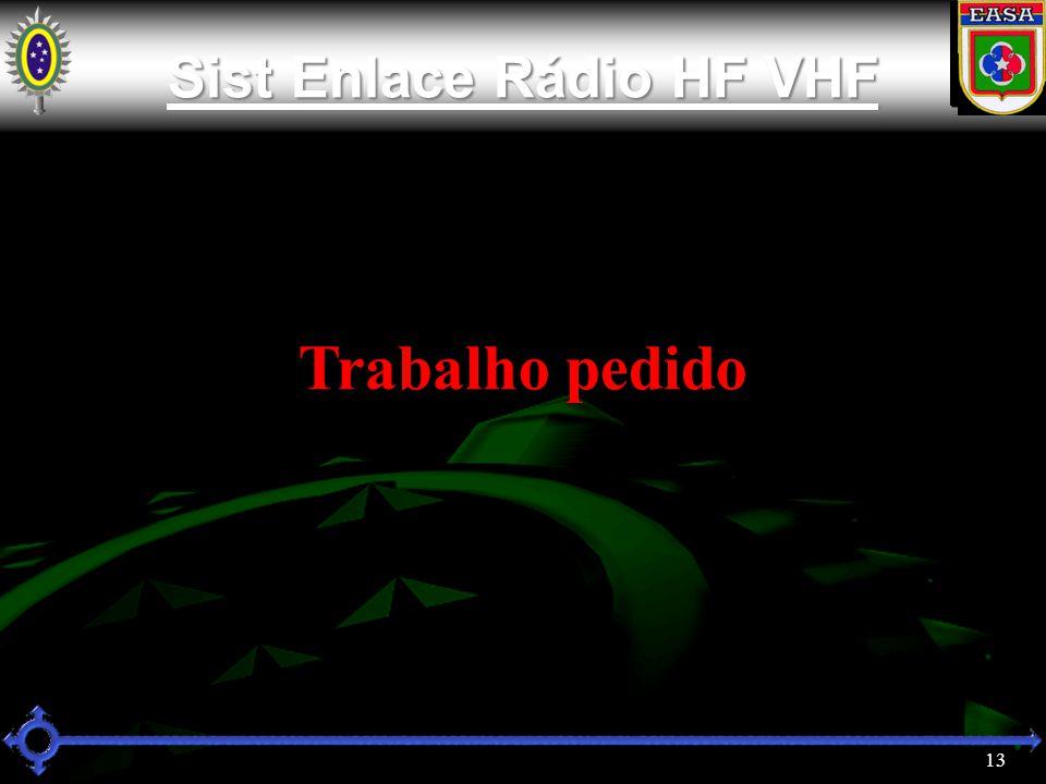 Sist Enlace Rádio HF VHF