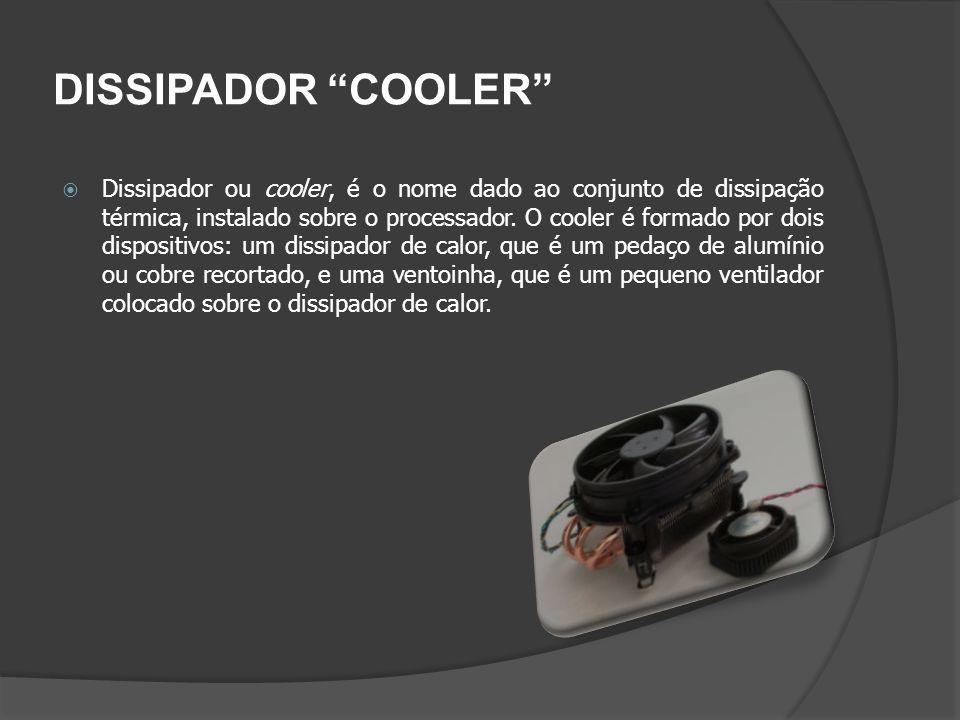 DISSIPADOR COOLER