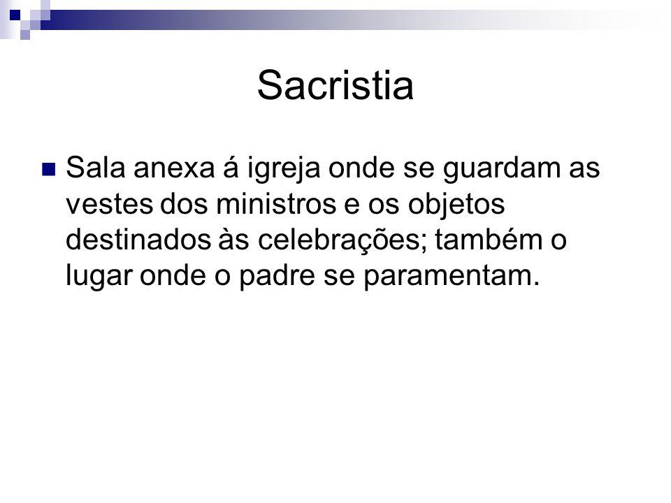 Sacristia