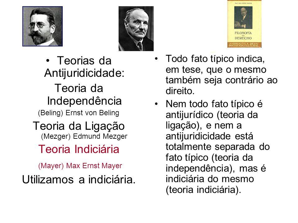 Teorias da Antijuridicidade: Teoria da Independência
