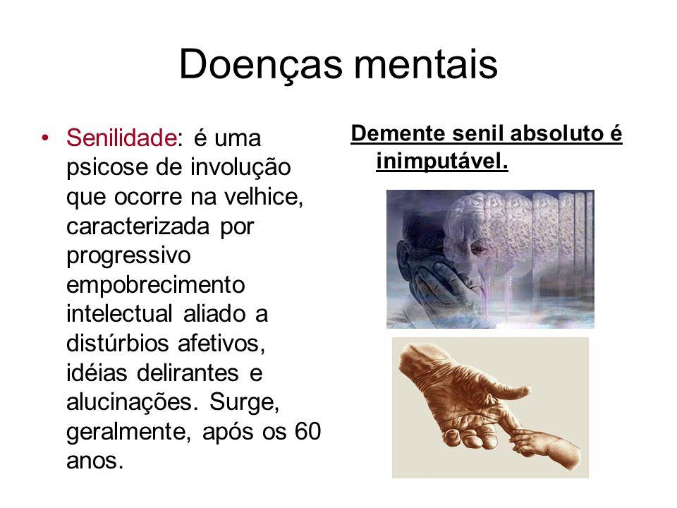 Doenças mentais