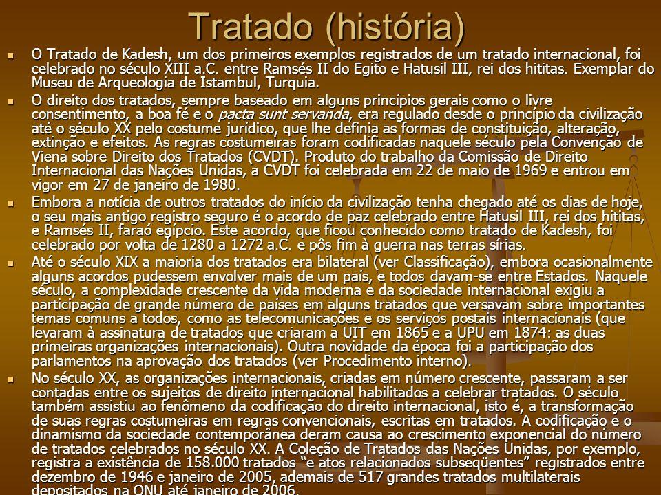 Tratado (história)