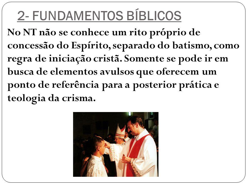 2- FUNDAMENTOS BÍBLICOS