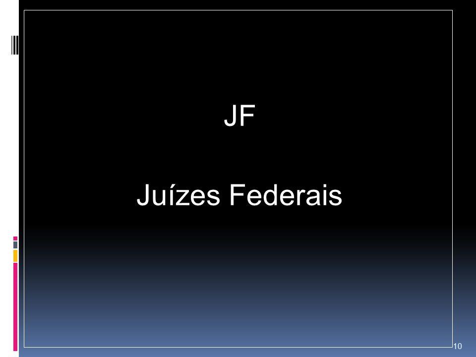 JF Juízes Federais