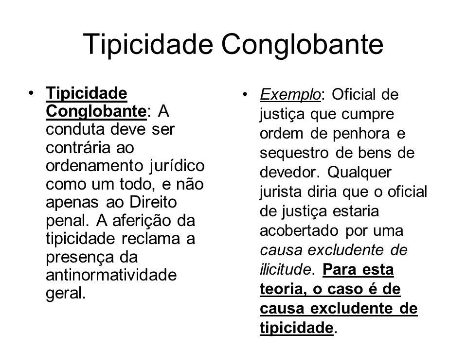 Tipicidade Conglobante
