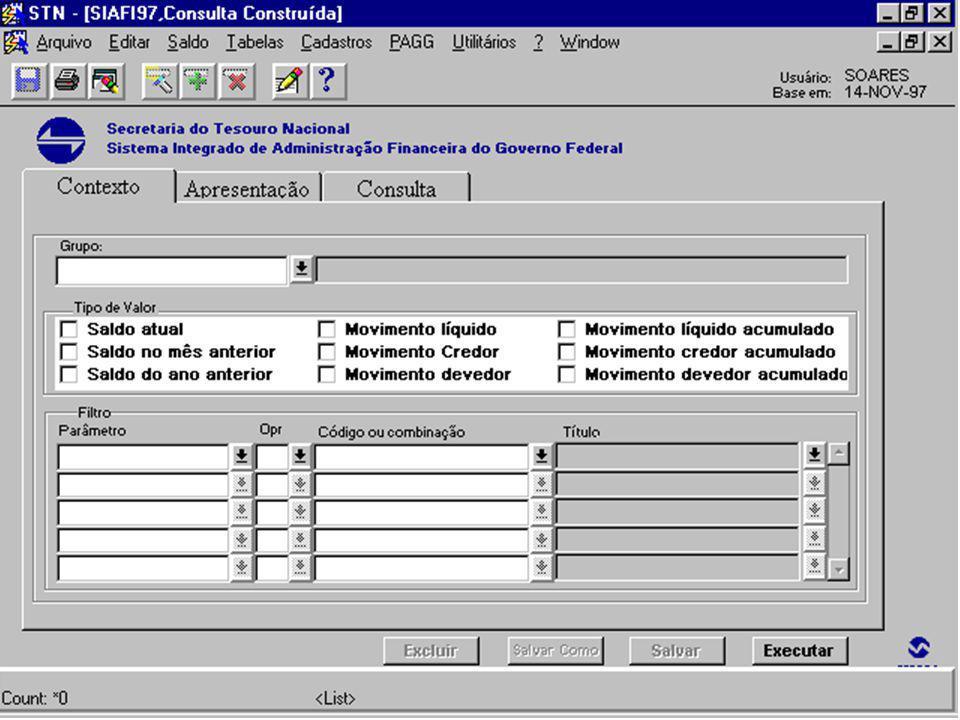 SECRETARIA DO TESOURO NACIONAL