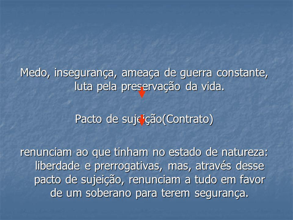 Pacto de sujeição(Contrato)