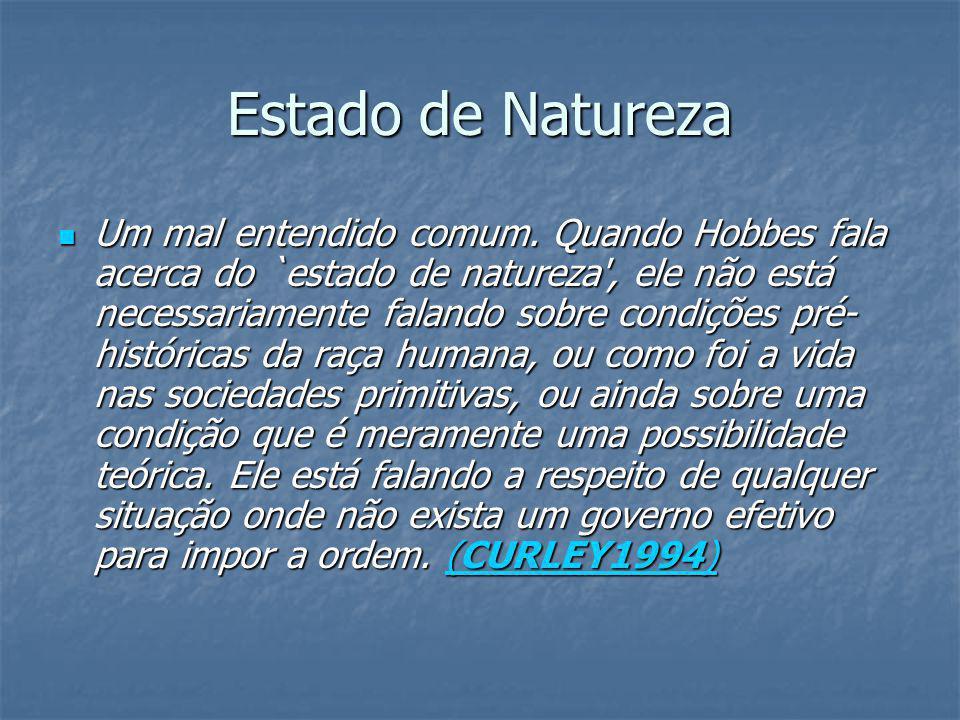 Estado de Natureza