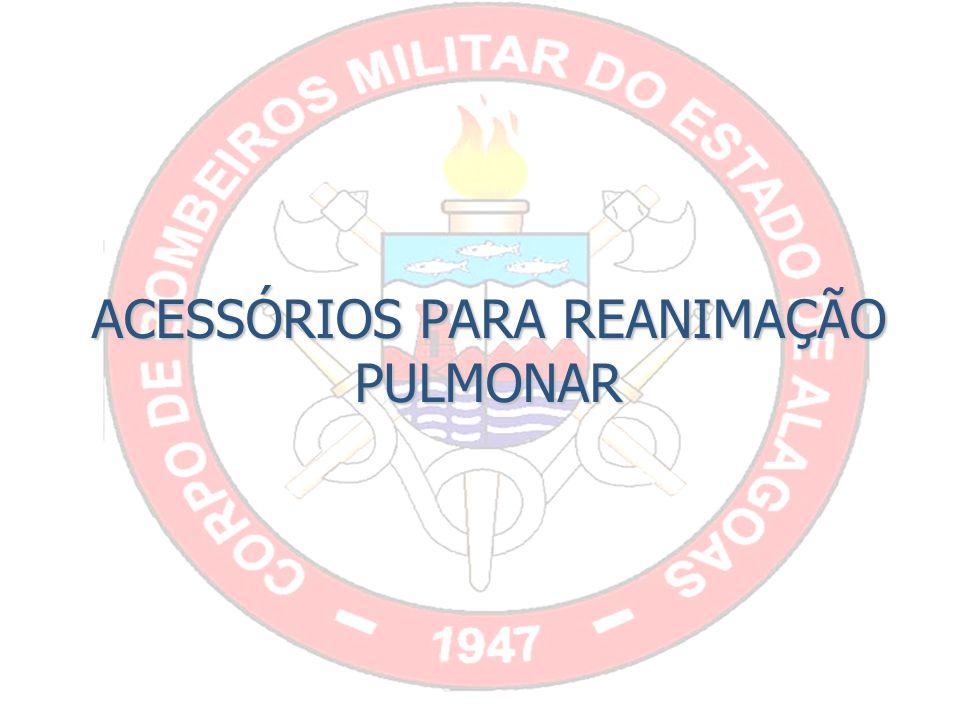 ACESSÓRIOS PARA REANIMAÇÃO PULMONAR