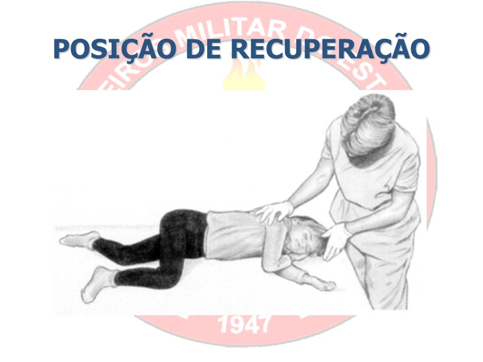 POSIÇÃO DE RECUPERAÇÃO