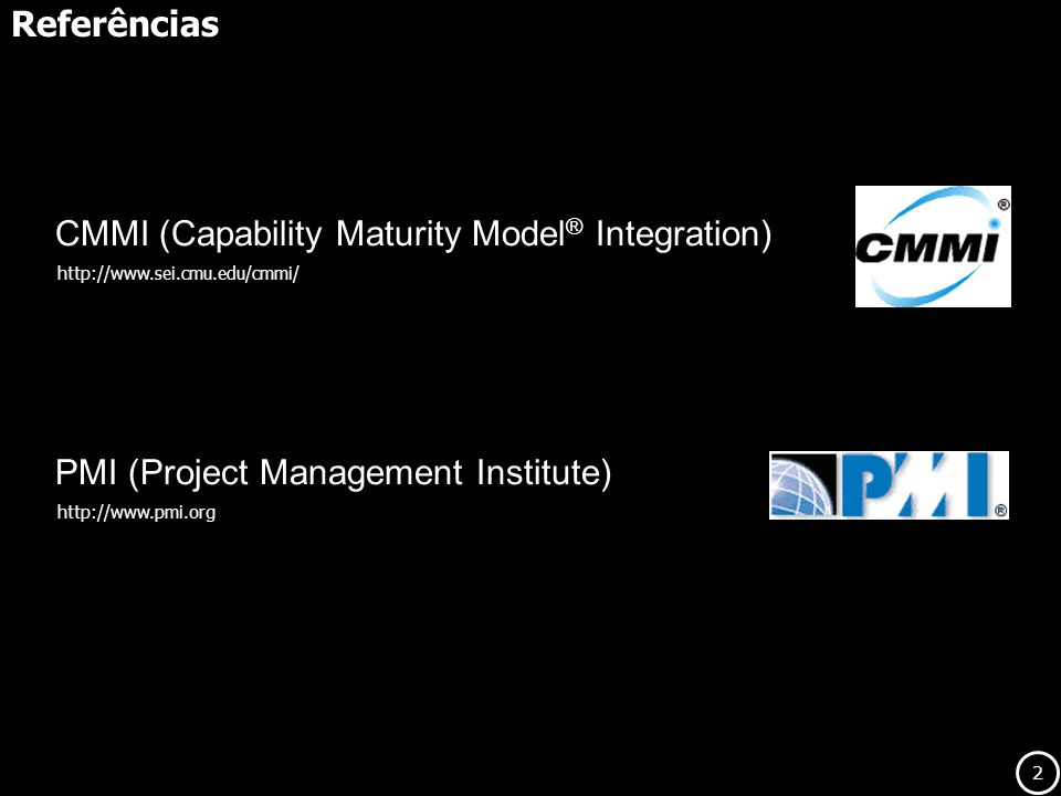 CMMI (Capability Maturity Model® Integration)