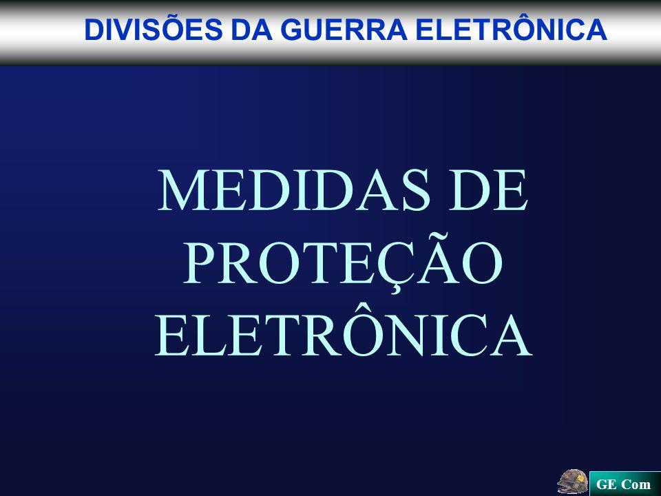 MEDIDAS DE PROTEÇÃO ELETRÔNICA