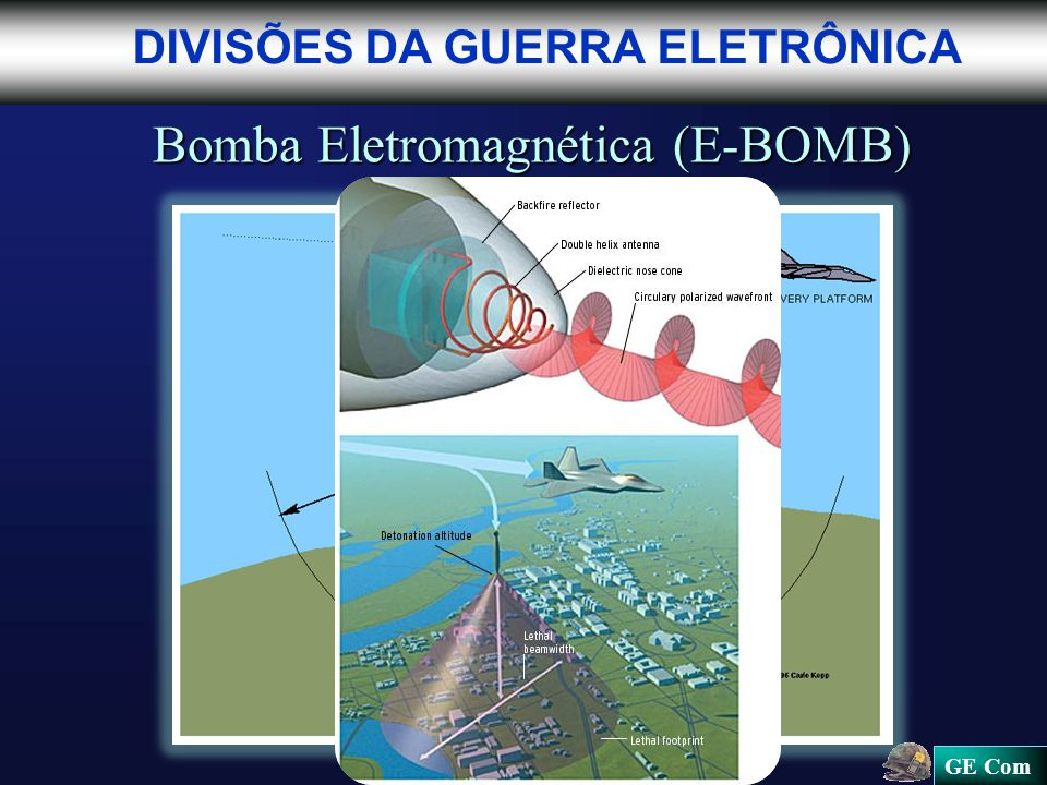 Bomba Eletromagnética (E-BOMB)