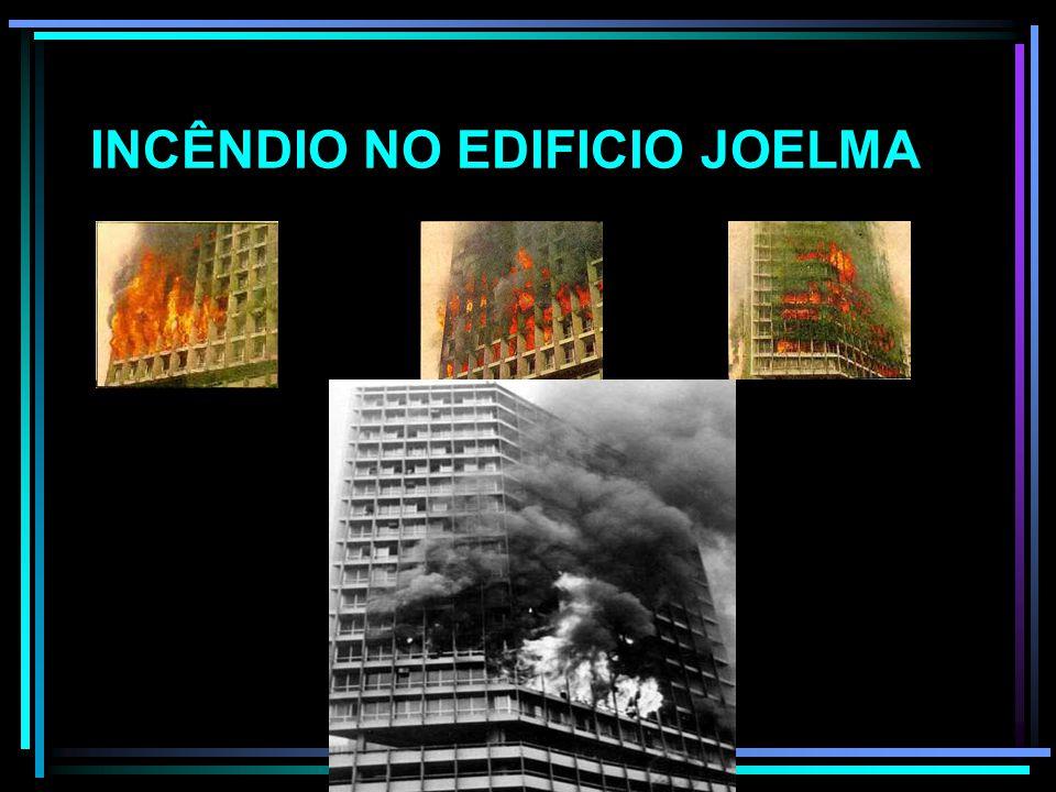 INCÊNDIO NO EDIFICIO JOELMA