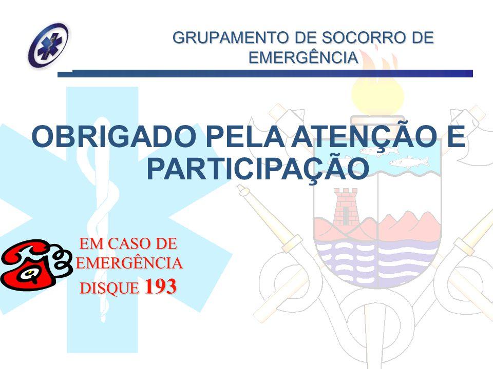 GRUPAMENTO DE SOCORRO DE EMERGÊNCIA