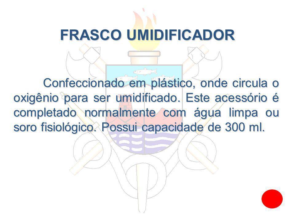 FRASCO UMIDIFICADOR
