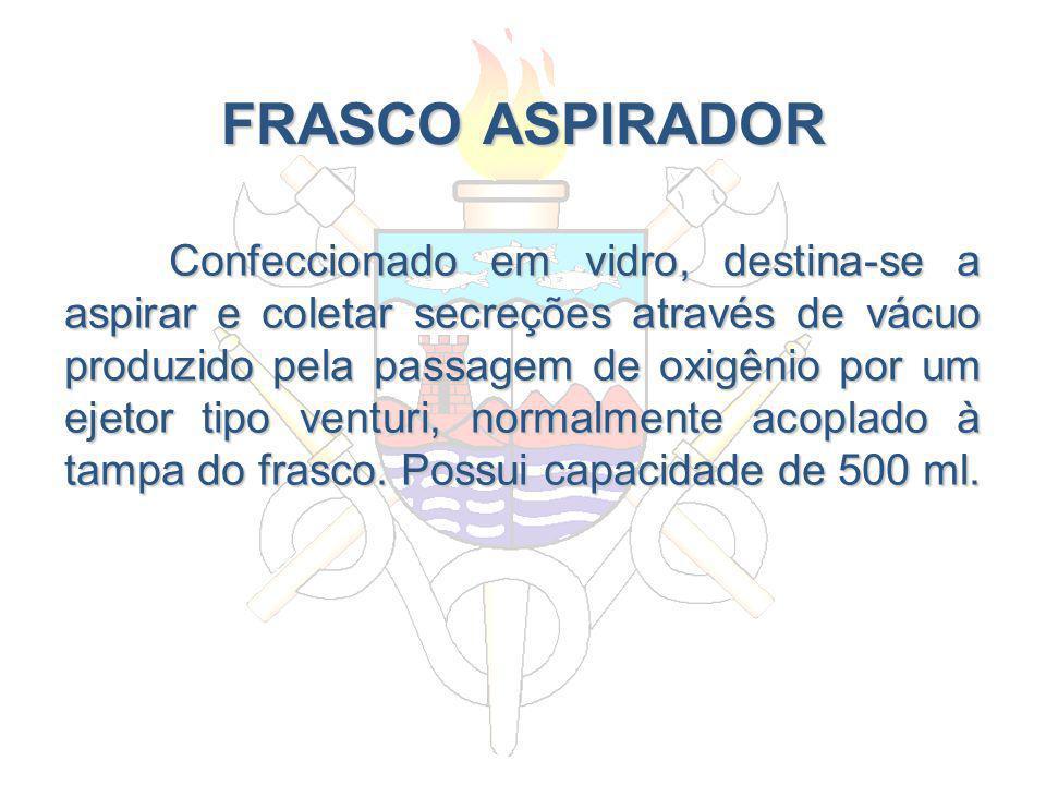 FRASCO ASPIRADOR