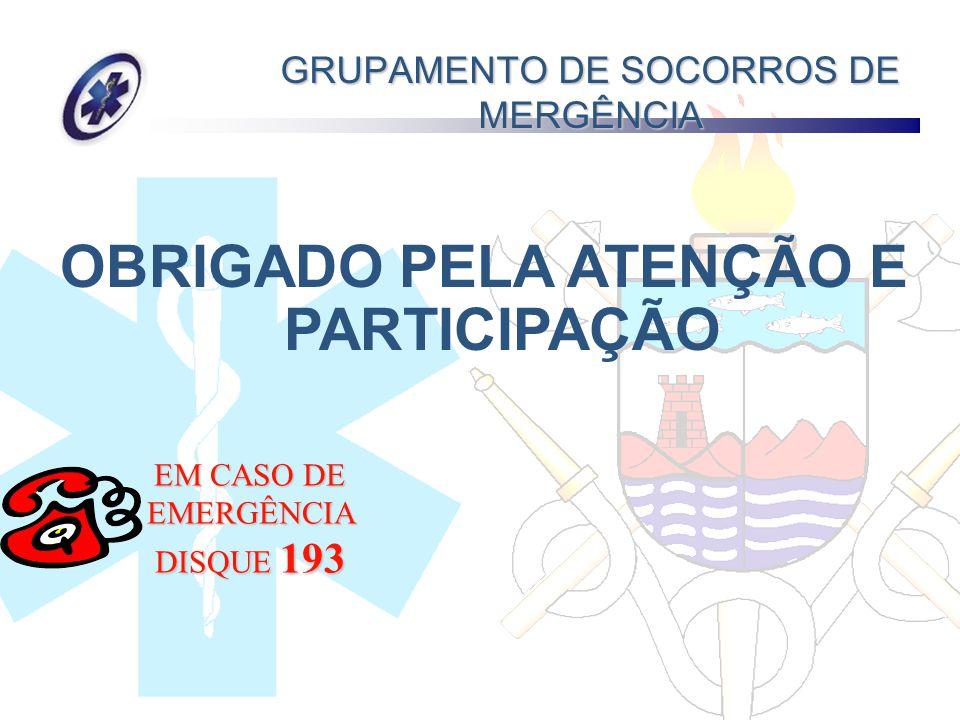 GRUPAMENTO DE SOCORROS DE MERGÊNCIA